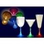 Svítící párty skleničky