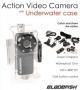 Videokamera s podvodním pouzdrem