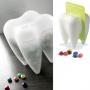 Zubní dóza na cukroví