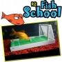 Škola pro akvarijní rybičky